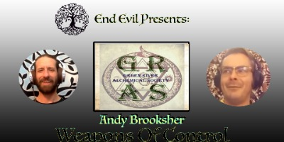 Weapons Of Control With Andy Brooksher