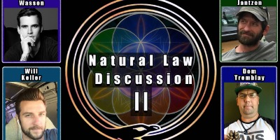Natural Law Discussion Part 2
